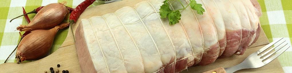 La Ferme du Terroir - Cochons : cote de porc, roti de porc, saucisse